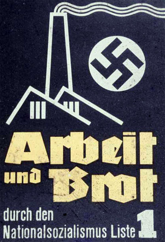 Travail et pain, 1932